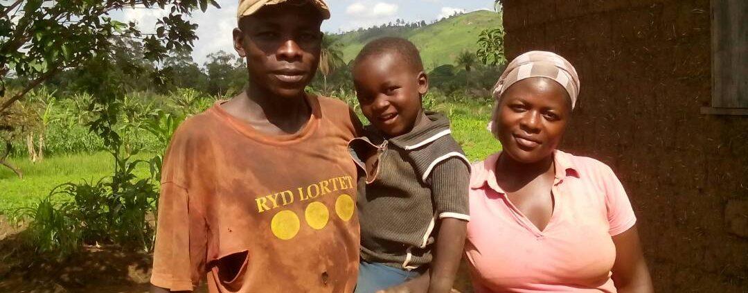 Gezin-boer-Balikumbat-Kameroen