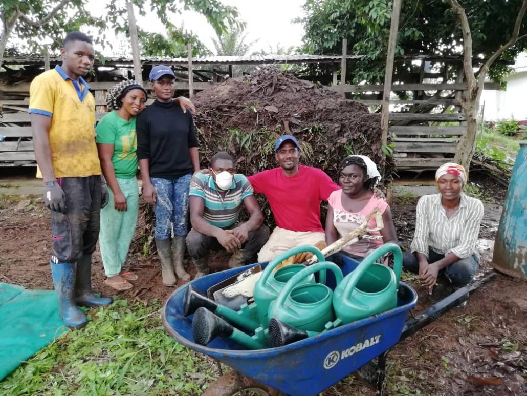 Kameroen hoopvolle toekomst
